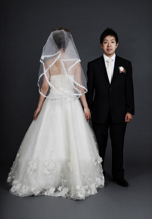 Studio Wedding Photo Shoot