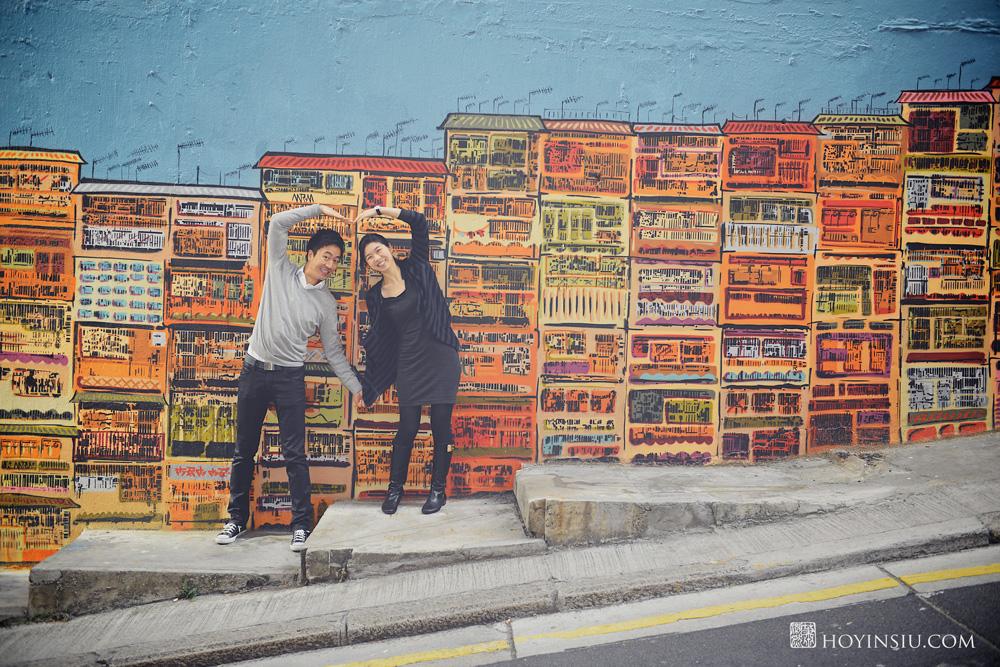 Engagement Photography in Hong Kong