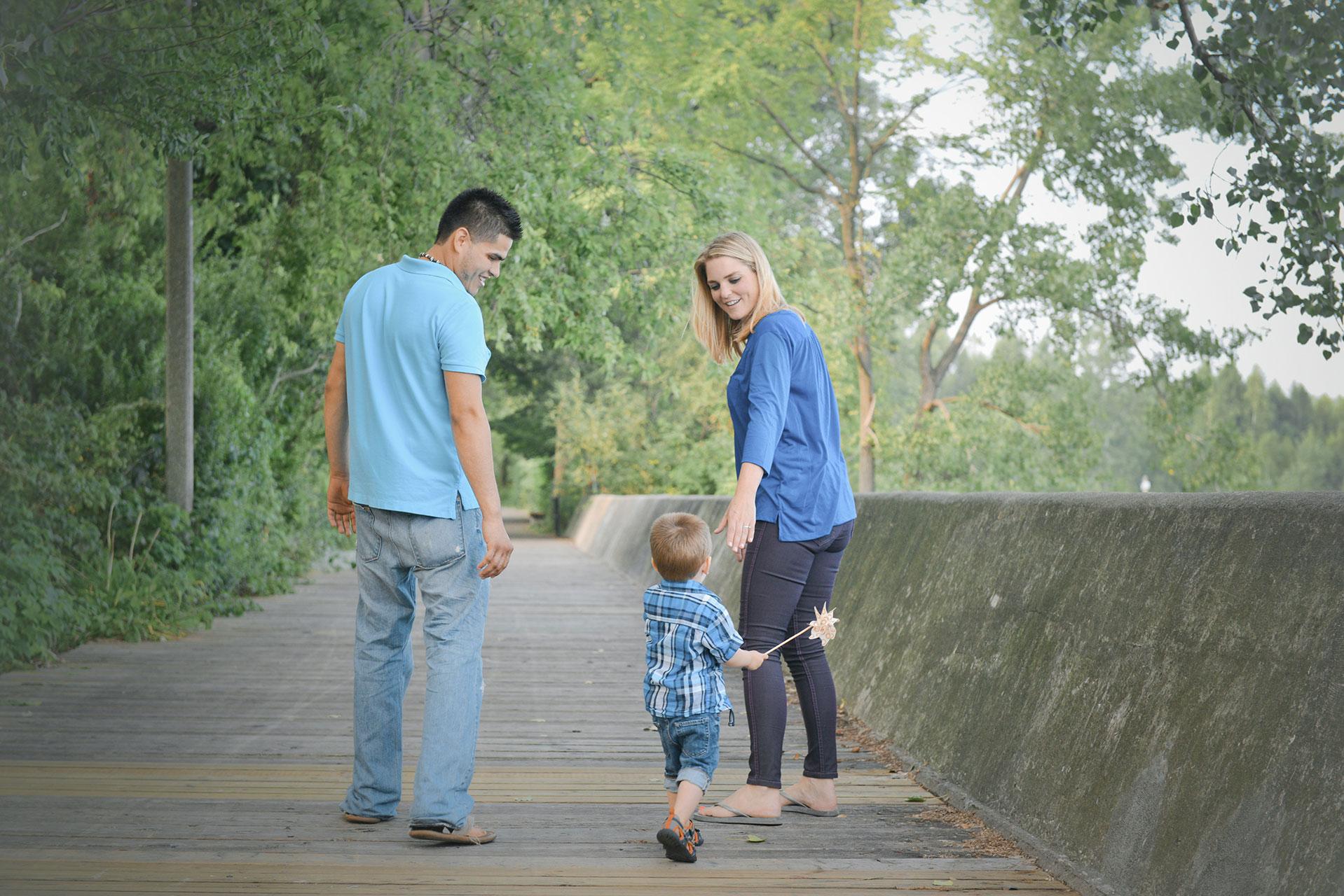 Kristine & Jonathan's Family Photos